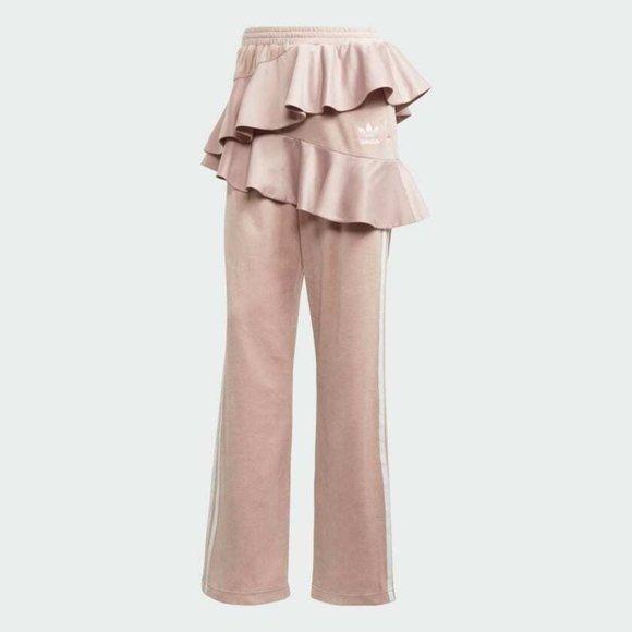Adidas Originals Women's J KOO Pink Track Pants